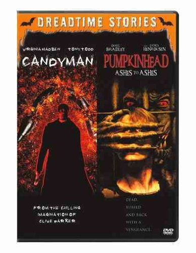 Candyman/Pumpkinhead: Ashes to Ashes (Dvd Candyman Movie)