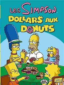"""Afficher """"Les Simpson n° 20 Dollars aux donuts"""""""