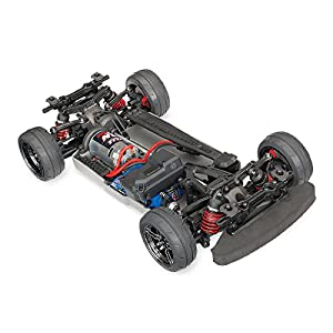 TRAXXAS ELECTRIC ALL WHEEL DRIVE DRIFT CAR, COMES WITH REMOTE CONTROL, 4-TEC 2.0 RACE CAR CHASSIS WITH TQ 2.4GHz RADIO, SIZE 1/10 , BRAND NEW IN THE BOX.