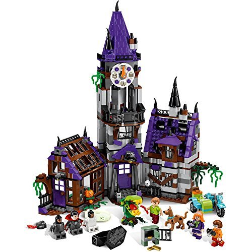 LEGO Scooby-Doo Mystery Mansion Modern Mansion