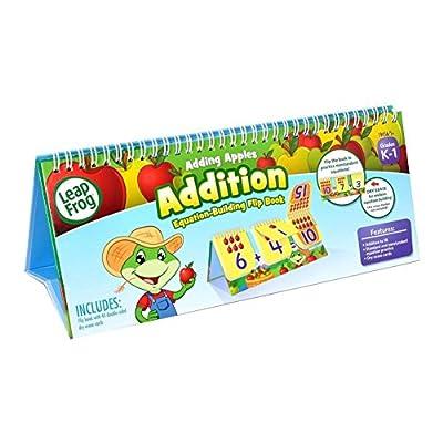 Leap Frog Adding Apples Addition Flip Book: Toys & Games