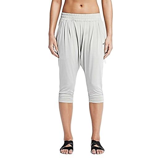 Nike Womens Avant Training Capris, Grey Heather (MD X R)