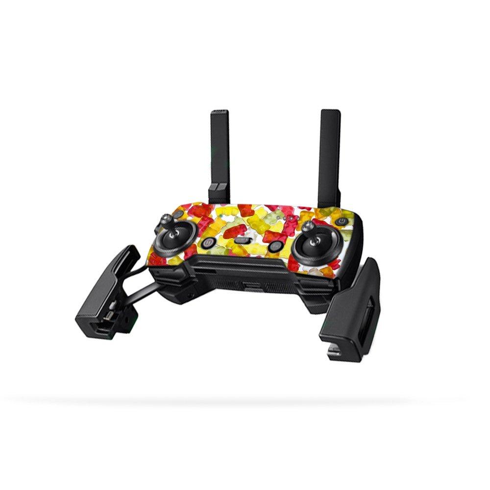 MightySkins スキンデカールラップ DJIステッカー保護カバー 100種類のカラーオプションに対応, DJI Mavic Pro Quadcopter Drone, DJMAVPRO-Raining Pizza B07B3Z4V5N DJI Controller|Gummy Bears Gummy Bears DJI Controller
