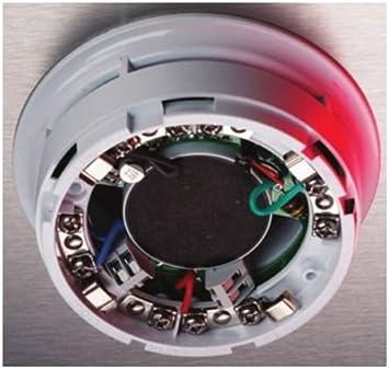 Apollo AlarmSense Sounder Base para detector de montaje: Amazon.es: Bricolaje y herramientas