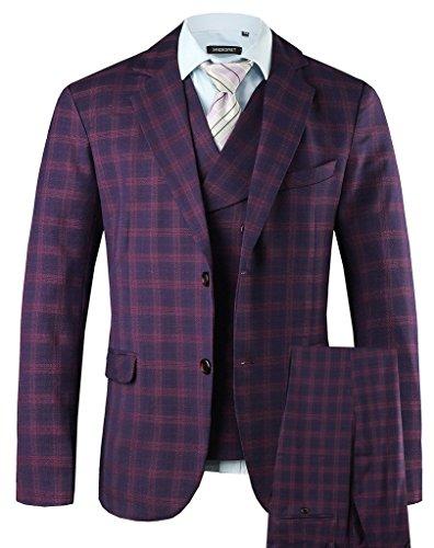 Hanay (Purple Suit Mens)