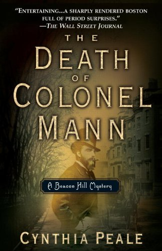 The Death of Colonel Mann (Beacon Hill)