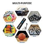 KYG-Compressore-Portatile-per-Auto-Mini-Compressore-con-Schermo-Retroilluminato-LCD-Digitale-Ricaricabile-Mini-Pompa-Elettrica-12V-150-PSI-per-Auto-e-Gonfiabili