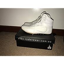 Ryderwear Raptors D-Maks Gym Shoes White