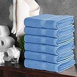 Utopia Towels Premium Electric Blue Hand