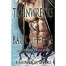 Trainwrecks & Back Checks: A Slapshot Novel (Slapshot Series Book 6)
