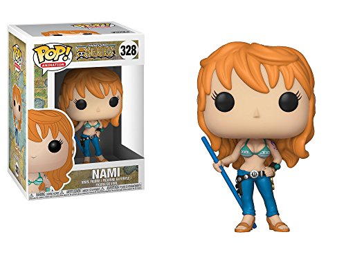 Image of Funko Pop! Anime: Onepiece - Nami Collectible Toy