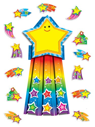 (Carson Dellosa Shooting Stars Bulletin Board Set (110143))