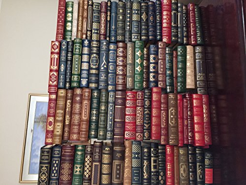The 100 Greatest Books of All Time (Franklin Library - Leather bindings - Complete Collection)