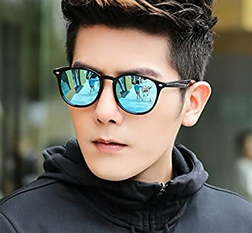 HHHKY&T Gafas De Sol Polarizadas Los Hombres Gafas De Sol Prejuicios Masculinos Óptica Gafas De Sol