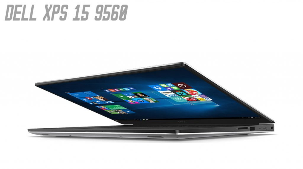Dell XPS 9560 FHD (1920 x 1080) Infinity Edge Laptop Notebook (Intel Quad Core i7-7700HQ, 8GB Ram, 256GB SSD, Nvidia GeForce GTX 1050 4GB, HDMI, Camera) Win 10 Pro (Certified Refurbished)