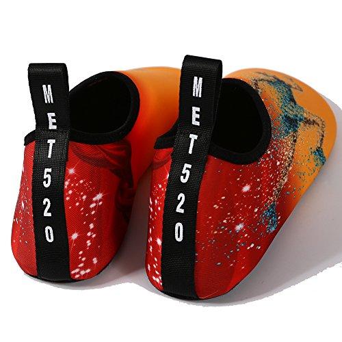 Peau Bigu Sports Pour Enfants Parc Pied Plage Snorkeling Yoga Chaussettes Shoes Chaussures On La Rapide Slip Hommes Water Marche Aqua Nus Pieds Schage Course En Natation rRxrUq