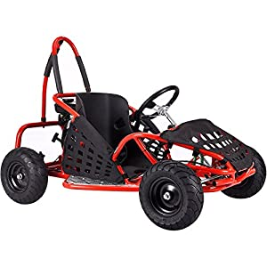 Go-Bowen-XW-GGK1-R-Gas-Kids-Go-Kart-Red