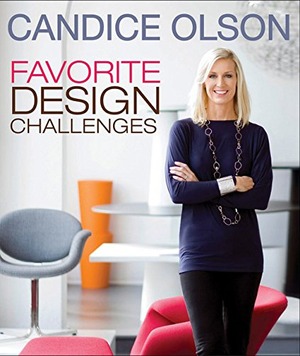 Candice Olson Favorite Design Challenges - Olson Stack