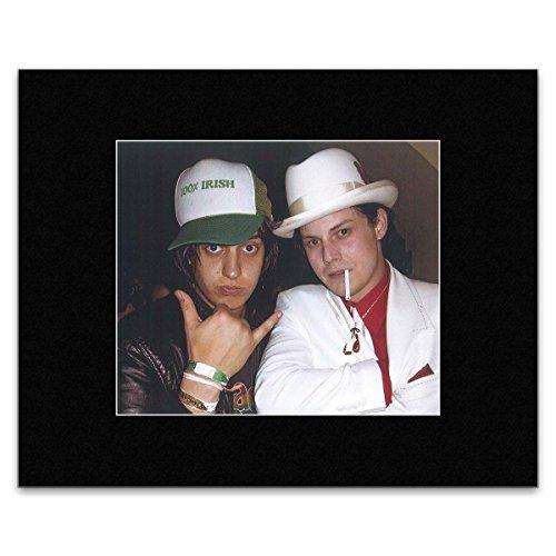 The White Stripes - Julian Casablancas and Jack White Niagara Bar NYC (Casablanca Bar)