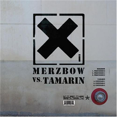 Price comparison product image Merzbow vs. Tamarin by Merzbow vs. Tamarin (2006-01-03