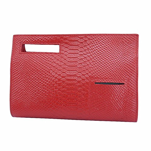 the Gules new diagonal Europe fashion States and 2018 ladies leather gules package clutch United YwqOUp