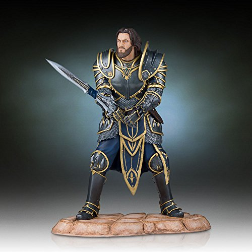 Gentle Giant Lothar Warcraft Collectible Statue ()