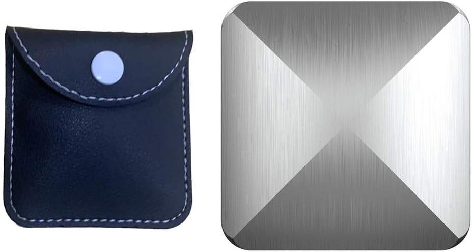 MOMU Stress Relief Top - Desktop Flip for Adult Desk Toy Kinetic-Artifact Flipo Flip Metal FingertipToy
