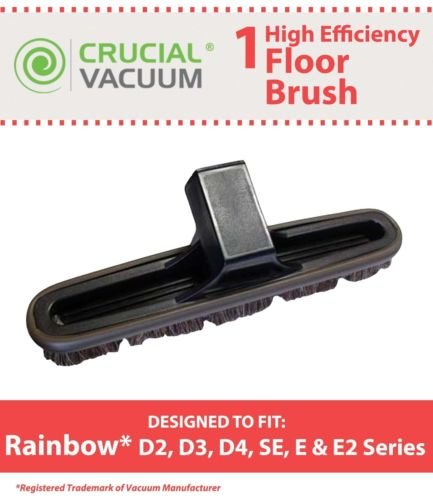 Rainbow Vacuum Bare Floor Brush Attachment Rexair D4C D4CSE