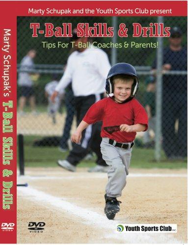 Baseball Coaching: T-Ball Skills & Drills Baseball Coaching Tips Drills