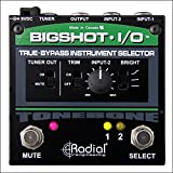 Radial ToneBone BigShot I/O | True Bypass Instrument Selector