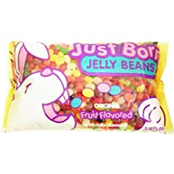Just Born Jelly Beans Bulk Assorted 4.5 Lb�