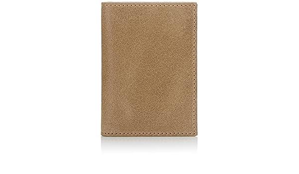 Scalpers, Basic Wallet - Cartera para hombre, color beige, talla UNICA: Amazon.es: Ropa y accesorios