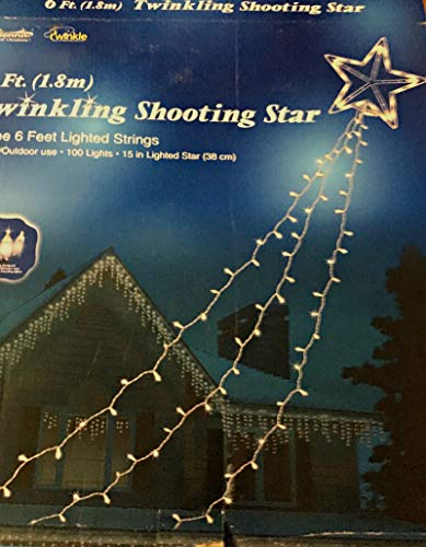 Twinkling Shooting Star 6 ft