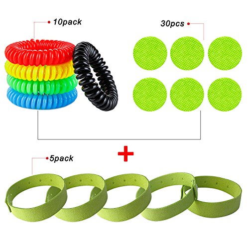 All Natural Mosquito Repellent Bracelet product image