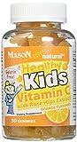 Cheap Mason Vitamins Healthy Kids Vitamin C with Rose Hips Kosher Gummies, 60 Count