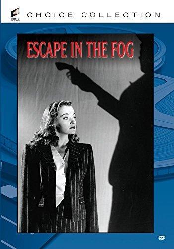 Get away in the Fog by Nina Foch