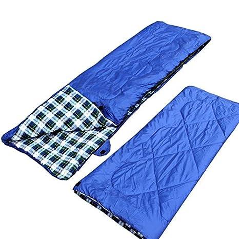 S Camping Saco De Dormir Al Aire Libre Para Adultos Patrón Envolvente Par Amante