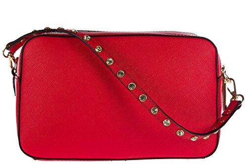 Ermanno Scervino borsa donna a mano shopping nuova originale rosso