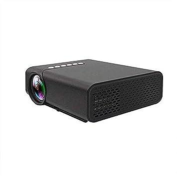 BAIYI 1080 Inicio proyector de TV proyector VGA/USB/SD/USB/HDMI/AV ...