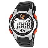 Baltimore Orioles Game Time Training Camp Digital Wrist Watch Bird Logo