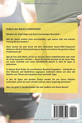 Geliebte Fett verbrennen am Bauch: BAUCHFETT LOSWERDEN IN 20 TAGEN! Schritt &ID_54