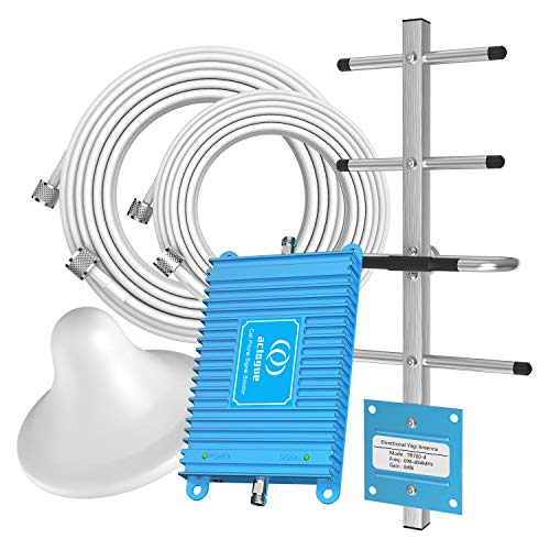 Home 4G LTE Cell Phone Signal Booster for Verizon Phone 700MHz Band 12/13/17 FDD Mobile Phone Booster Repeater Amplifier Antenna Kits Compatible with ATT,T-Mobile, Straight Talk, U.S. Cellular best to buy