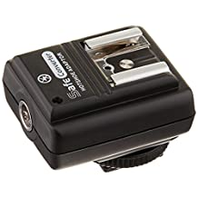 Fotodiox SMDV Hot Shoe Safe Sync Adapter SM-512 for Panasonic Lumix DMC-G1, G2, G3, G10, GX1, GH1, GH2, GF1, DMC-L1, L10, DMC-L1 and DMC-FZ30, FZ35, FZ40, FZ45, FZ50, FZ100, FZ150, DMC-L10, DMC-LX5, Hotshoe