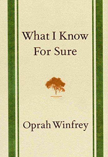 [(What I Know for Sure)] [Author: Oprah Winfrey] published on (November, 2015) por Oprah Winfrey