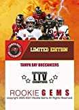 2021 TAMPA BAY BUCCANEERS SUPER BOWL LV CHAMPS