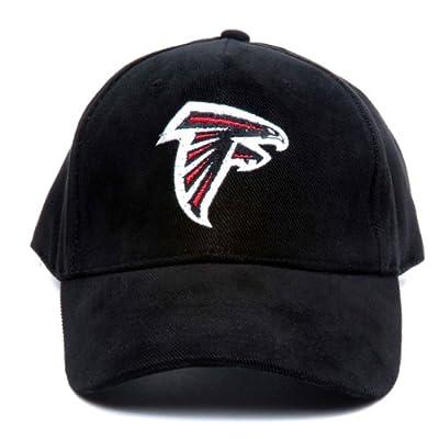 NFL Atlanta Falcons LED Light-Up Logo Adjustable Hat from Lightwear