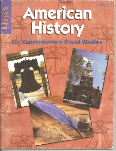 American History for Supplementary Social Studies Grades 4-8 pdf epub
