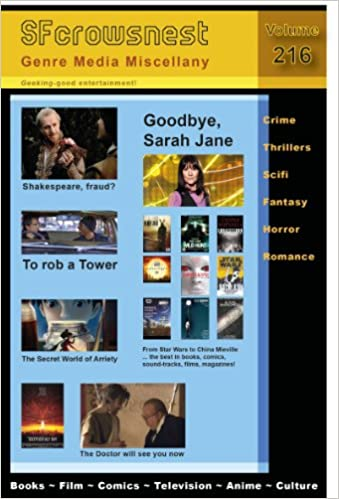 Read SFcrowsnest Volume 216 (Genre entertainment in crime, romance, scifi, fantasy and horror) PDF, azw (Kindle)