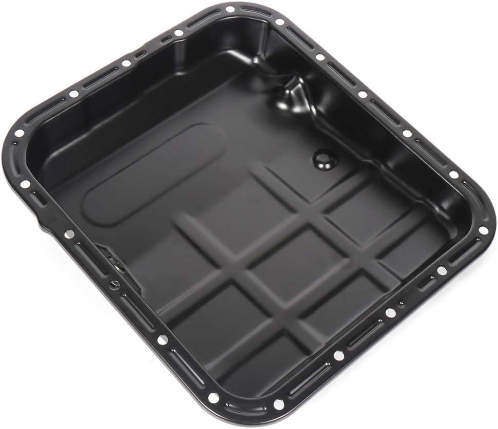 ANGLEWIDE 265-859 31390AA081 Transmission Oil Pan Drain Plug Kit fits 99-13 Subaru Forester Impreza Legacy Outback Baja Oil Drip Pan