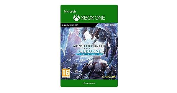 Monster Hunter World: Iceborne Master Edition Standard | Xbox One ...